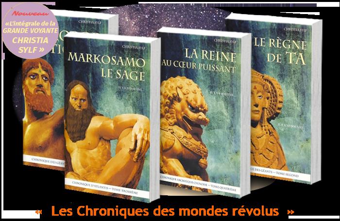 CHRONIQUES DES MONDES RÉVOLUS